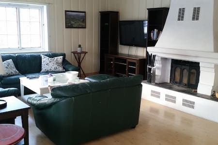 A room in a spacious house near Hemsedal - Hemsedal