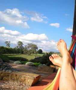 Tranquil setting Daylesford region - Shepherds Flat