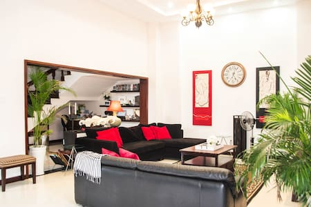 PRIVATE 3 BEDROOMS VILLA WITH SWIMMING POOL - Ho Chi Minh City