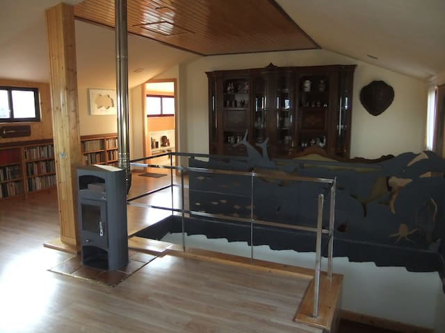 Habitación en Pontevedra (Poio). - Poio - Casa