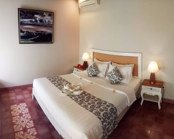 Jukung Guest House Suite Room