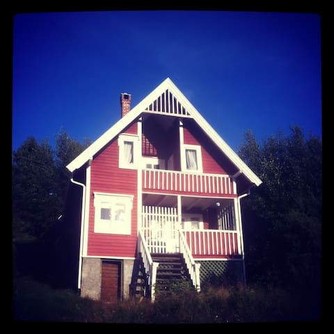 Høysand, 1 1/2 hour drive to Oslo (20 min.-Rygge) - Skjeberg - Hytte
