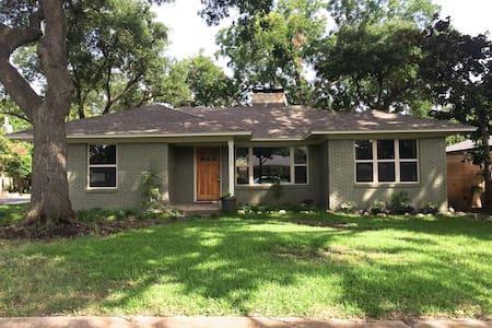 UPDATED LAKEWOOD RANCH - Dallas - Casa