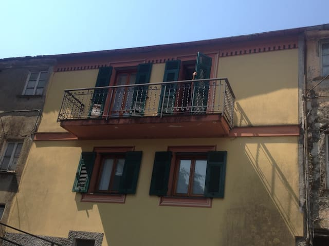 Cottage near Chiavari: Casa Enrica - Borgonovo