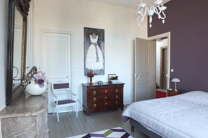 L'ANN MARIA Chambres d'Hôtes : Chambre Aurore