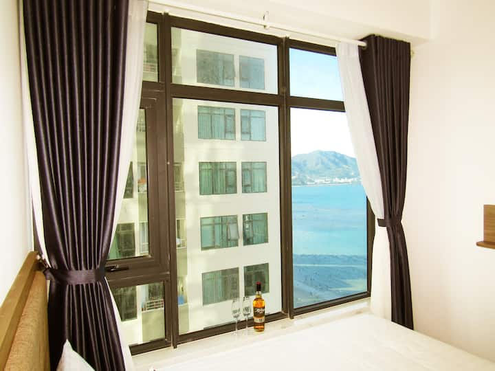 SOHO APARTMENTS (10) - 2 BEDROOMS WITH SEAVIEW