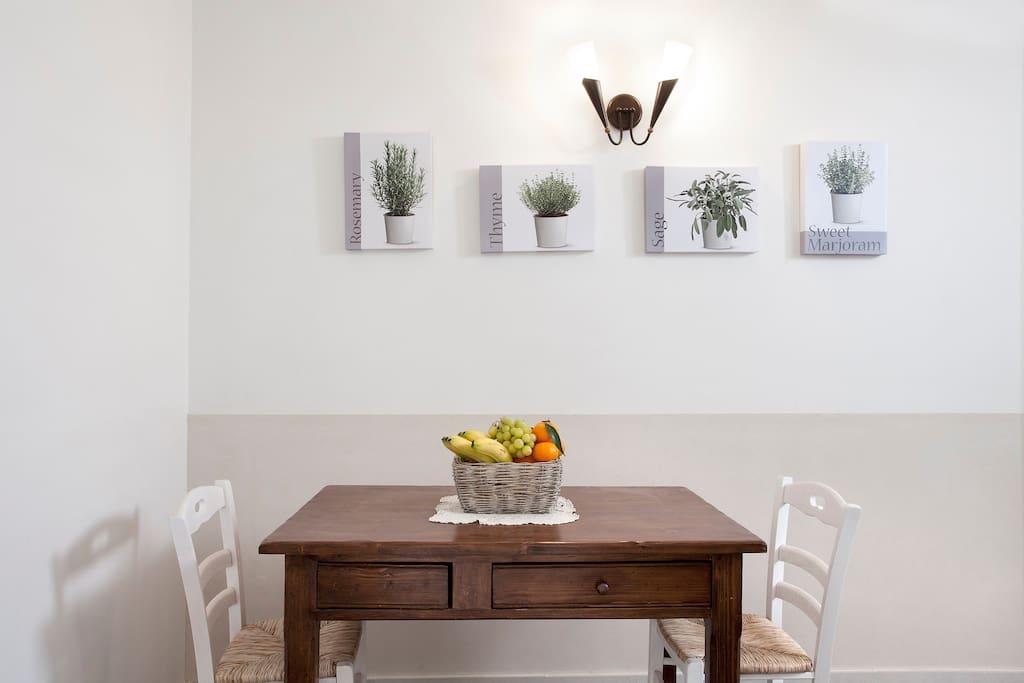 Eleganti suite con giardino a lecce pernottamento e for Suite suocera in affitto vicino a me