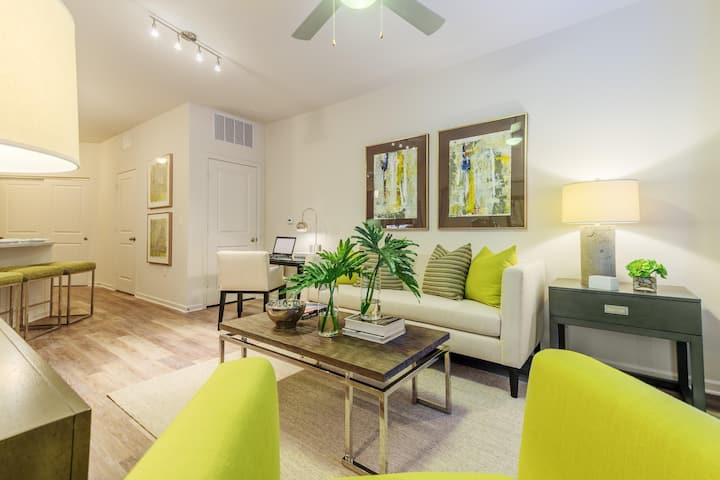 Stay in a place of your own   1BR in Charlotte