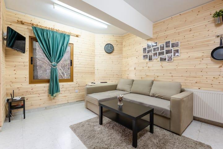 Relaxing and Quiet Getaway Apartment at Platres