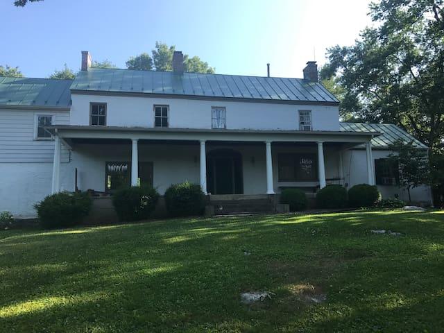 Historic Rockdale Farm Private Wing