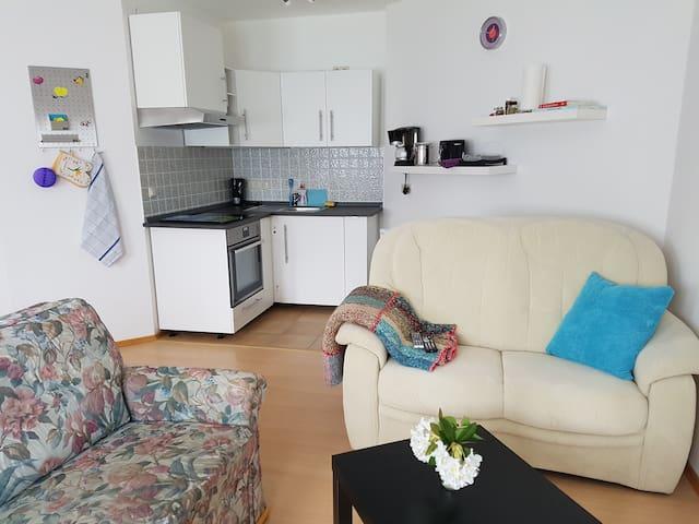 Wohnung in ruhiger, zentraler Lage im WW, nahe Ko