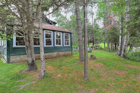 Mainely Rangeley - Right on Rangeley Lake next to the marina in Oquossoc