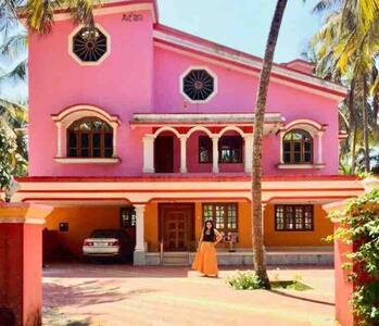 Beach Bungalow Near Mangalore Udupi Highway