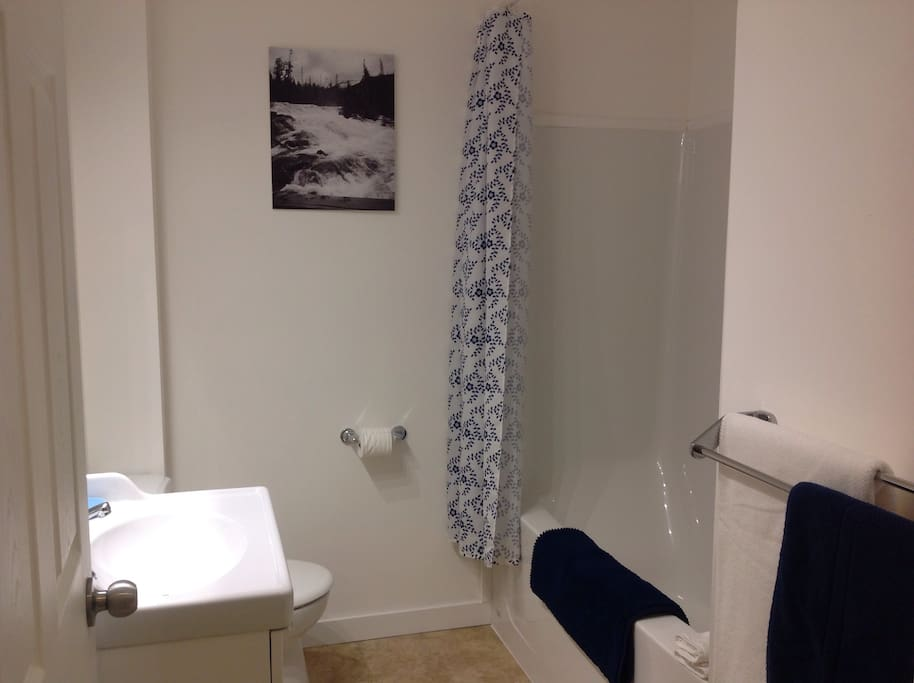 Woodlands en suite bathroom