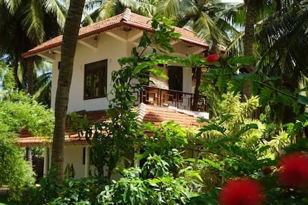 Modern room in beautiful garden - Kalpitiya