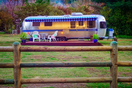 Airstream Caravan - unique! - Bright
