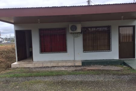Full equipped apartment el tanque