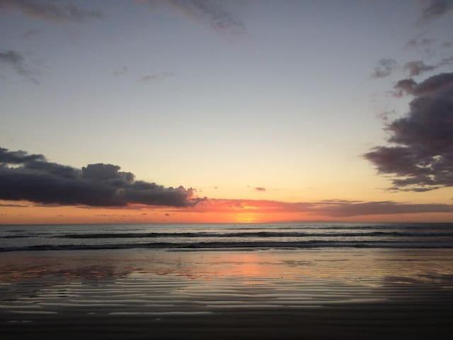 Waipapakauri 90 mile beach - Waipapakauri