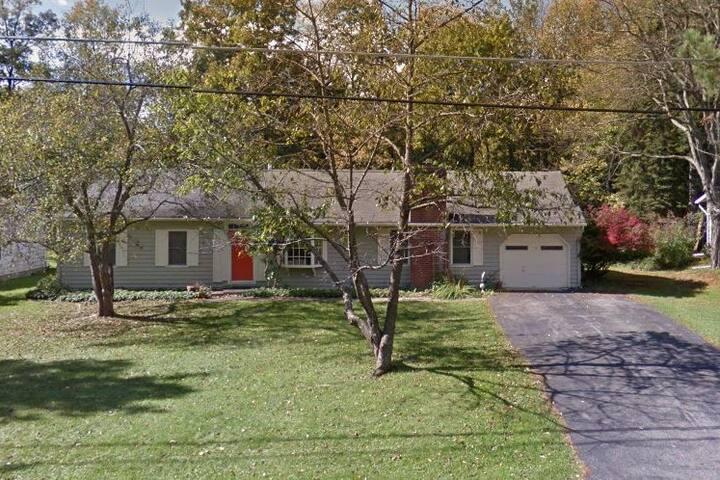 Northeast ranch house - Ithaca - Casa