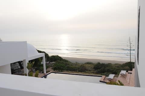 Casa Beach, les pieds dans l'eau