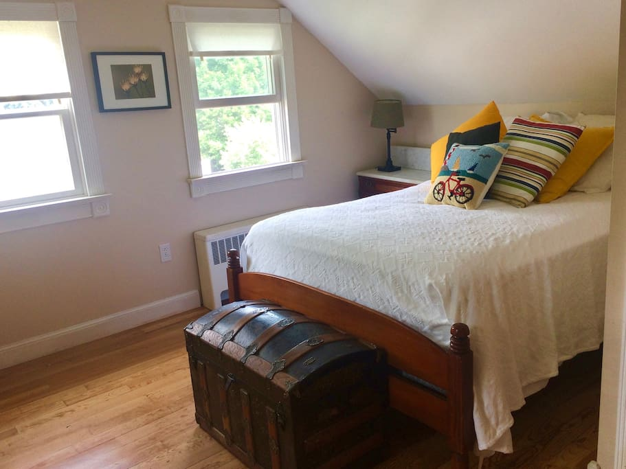 Upstairs Bedroom with Full Size Bed