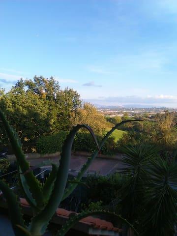 Panoramico a 30 minuti da Roma - Tre Pontoni - Condominium