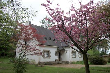Maison type Bretonne familiale - Trédion - Haus