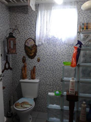 Spa in home / spa em casa.