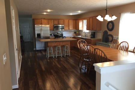 Kentucky Derby House in New Albany - New Albany - 独立屋