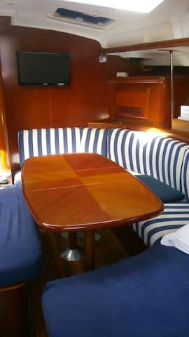 loue cabine sur voilier de 14m - Leucate - Boot
