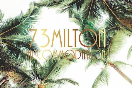 73 Milton - Mimosa - Кембридж - Гестхаус
