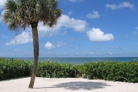 Beautiful Private Casey Key Cottage - Nokomis