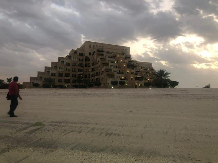 Beach Access fully furnished RAK  Marjan island