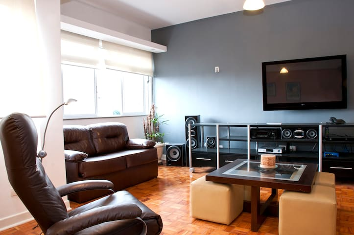 Comfort 200m from Paulista Ave.