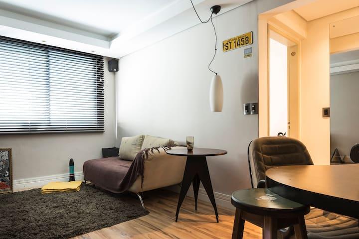 Apartamento super aconchegante em Mont Serrat!