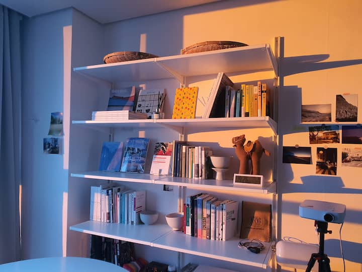 5min Hangang River - SEOUL Bookstay