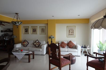 Beautiful and private, in San Borja - San Borja - Apartment