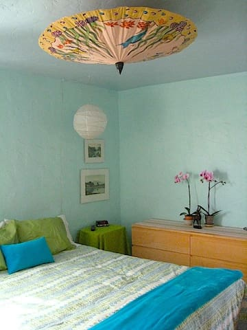 Santa Barbara 1BR Garden Apartment - Santa Barbara - Casa
