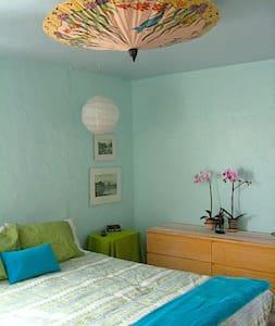 Santa Barbara 1BR Garden Apartment - Santa Barbara - Maison