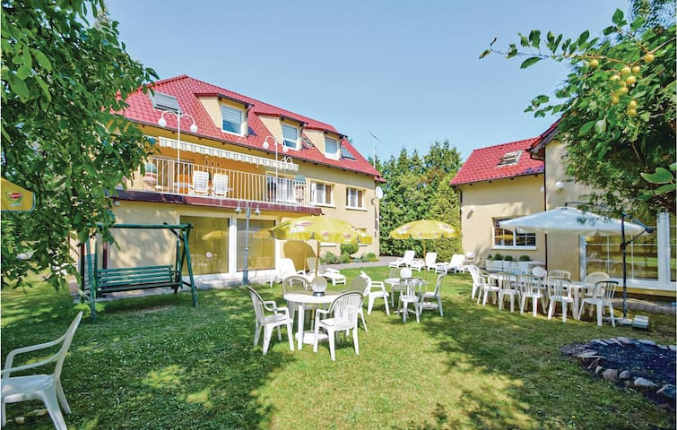 Holiday cottage with 3 bedrooms on 100m² in Grzybowo