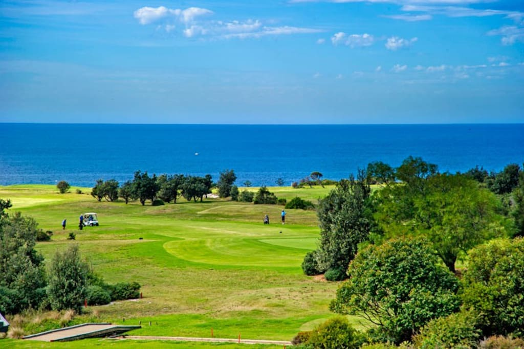 The Coast Golf Club just at your door step!