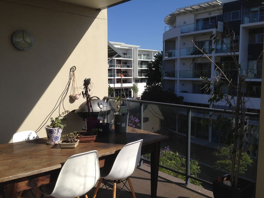 Spacious designer apartment appartements louer perth australie occiden - Appartement australie ...