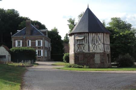 La Bucaille. - Guiseniers - ゲストハウス