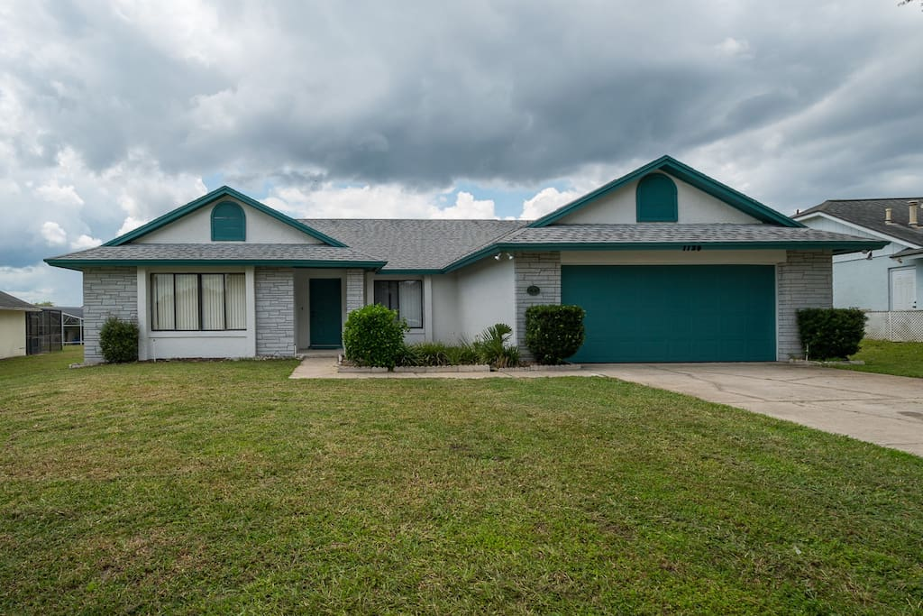 Orlando home 4 bed 2 bath perfect location houses for for Bath house florida