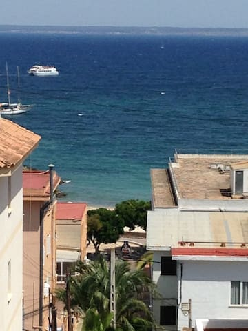 AMAZING VIEW! 5 min walk from sea! - Palmanova - Apartment