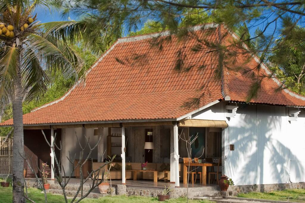 Gili Eco 1 Storey Villa