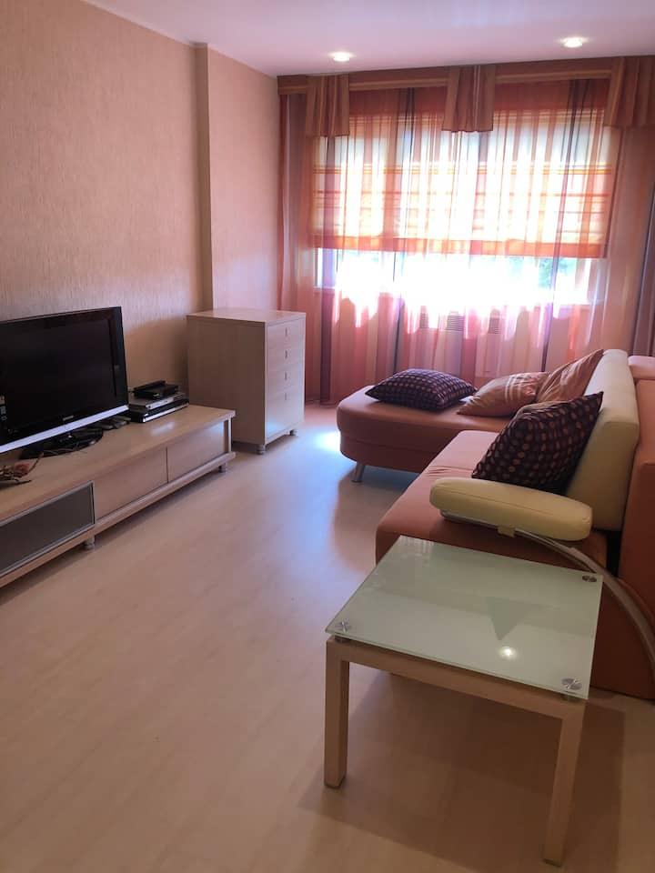 Cozy apartment in Kohtla -Jarve / Ahtme