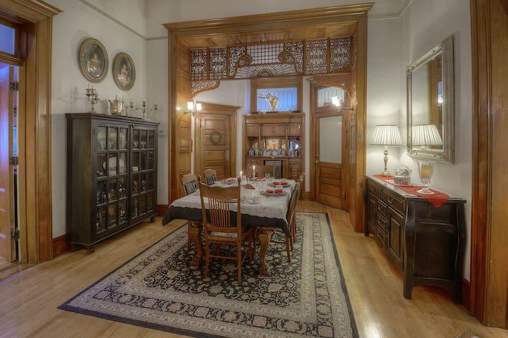 The Historic Blenman House