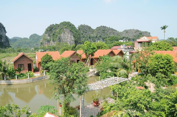Tam coc Green Garden bungalow