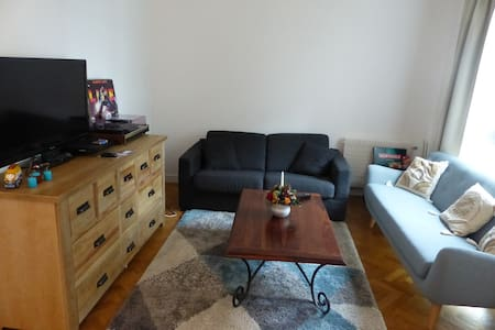 Lovely and cool place to enjoy Paris - Asnières-sur-Seine - Appartement